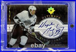 2006-07 Upper Deck Ultimate Collection Wayne Gretzky Ultimate Signatures Sp Auto