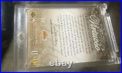 2007-08 Kobe Bryant Virtuoso Patch Auto /10 Ultimate Collection Upper Deck Ud