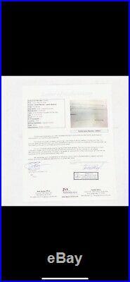4th President James Madison-James Monroe Signed Land Grant 1812. JSA COA