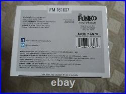 AUTOGRAPHED SIGNED WWE Wrestling Funko POP! Sting Vinyl Figure #19 NWO CROW