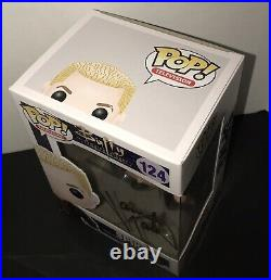 AUTOGRAPHED Spike #124 Funko POP Buffy Vampire Slayer SIGNED James Marsters