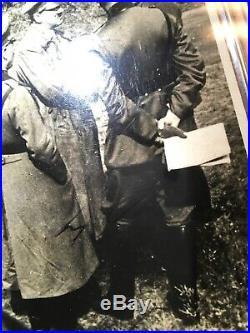 Adolf Hitler signed autograph 1935 postcard photo PSA/DNA COA LOA WW2 RARE