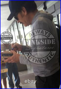 Bryan Cranston Signed Breaking Bad Crystal Ship Funko Pop Rides Figure +psa Coa