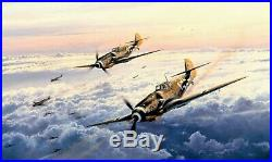 Eagles Out of the Sun by Robert Taylor Signed by twelve Luftwaffe Aces