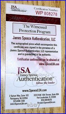 Gal Gadot Wonder Woman Signed Autographed Full Size Shield Prop JSA PSA BAS