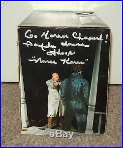 Halloween SIGNED 10x Box Set Michael Myers Night He Came Home Neca Figure mask
