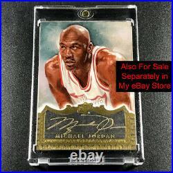 Lebron James 2015 Upper Deck Mc-lj Master Collection Autograph Auto /20 Nba King