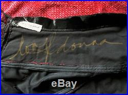 Madonna GIRLIE SHOW BUSTIER Dolce & Gabbana SIGNED Autograph LOA BY JSA Certify