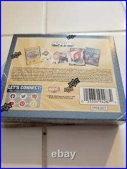 Marvel Anime 2020 Sealed Box Peach Momoko Autographed/Sketch/chibi Cards