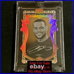 Michael Jordan 2015 Upper Deck Mc-mj Master Collection Autograph Auto /20 Mj