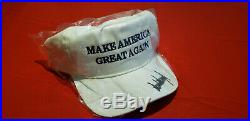President Donald J. Trump Signed Make America Great Again Hat 2016 Campaign