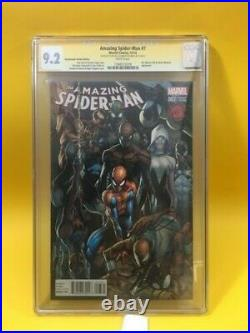 (SIGNED) Stan Lee Autograph (CGC) Certified Amazing Spider-Man #4 9.2 MARVEL