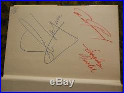 STEVE McQUEEN SIGNED HARD COVER BOOK THE SEBRING STORY PSA/DNA LOA AUTOGRAPH