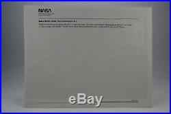 STS-51-J Official NASA Autopen Signed by Bobko, Grabe, Hilmers, Stewart, Pailes