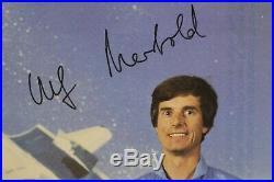 STS-9 NASA Autopen Signed by Young, Shaw, Garriott, Parker, Merbold, Lichtenberg