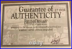 Signed Authentic And Framed The Sopranos Cast James Gandolfini