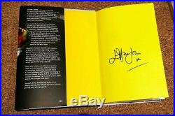 Sir Elton John Signed Book Me Autobiography London Very Rare Genuine