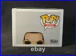 The Rock Signed Autographed WWE Funko Pop! 46 with COA